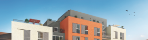 zone pinel villeurbanne appartement lyon facade immeuble