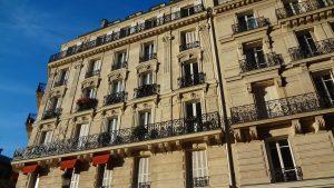 appartement meuble lyon façade