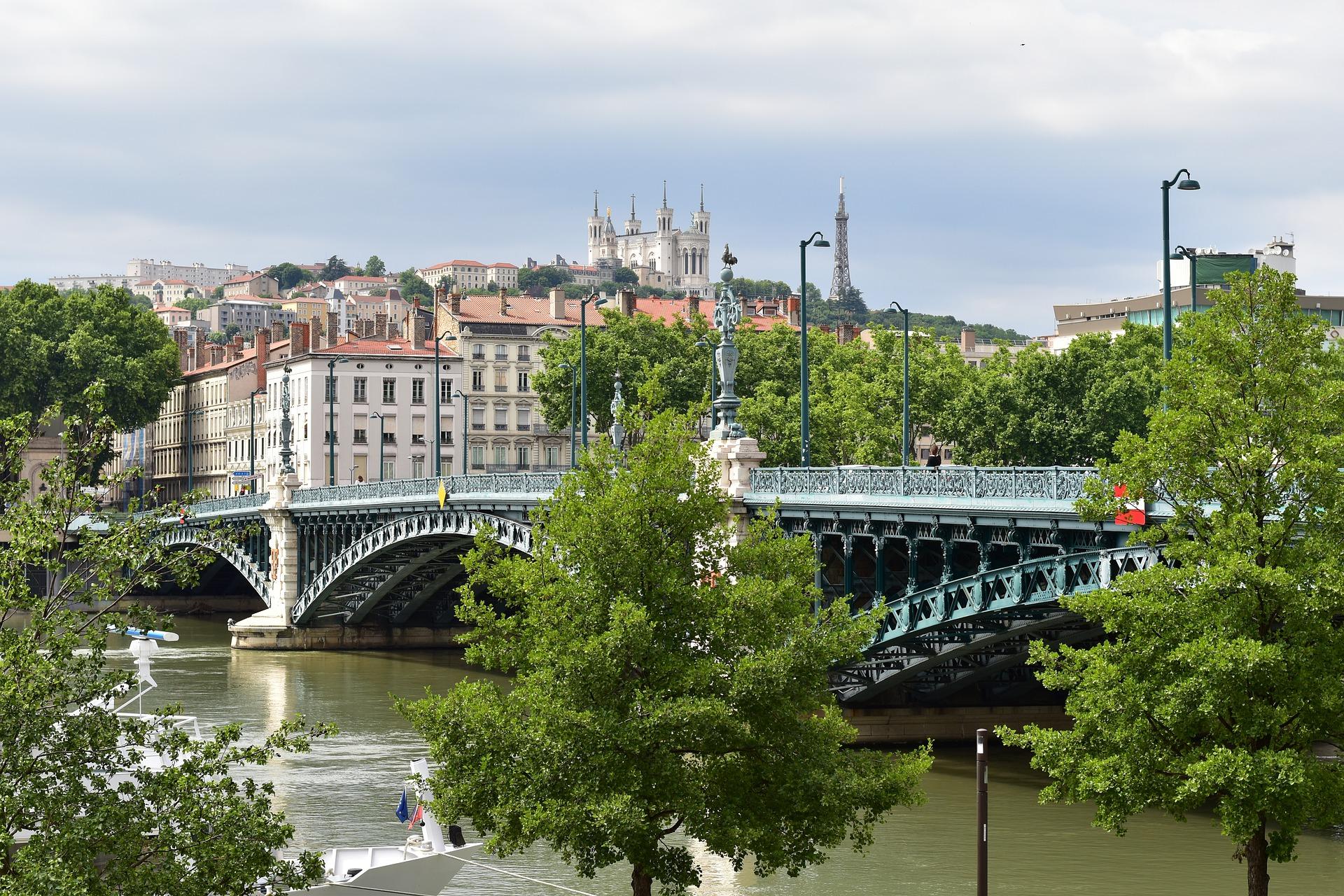 immobilier lyon la fièvre immobilière s'entend au Rhône