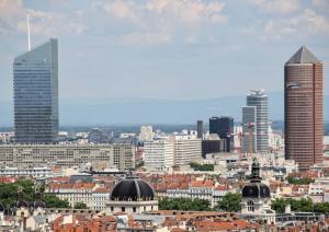 Encadrement loyers Lyon vue Part Dieu