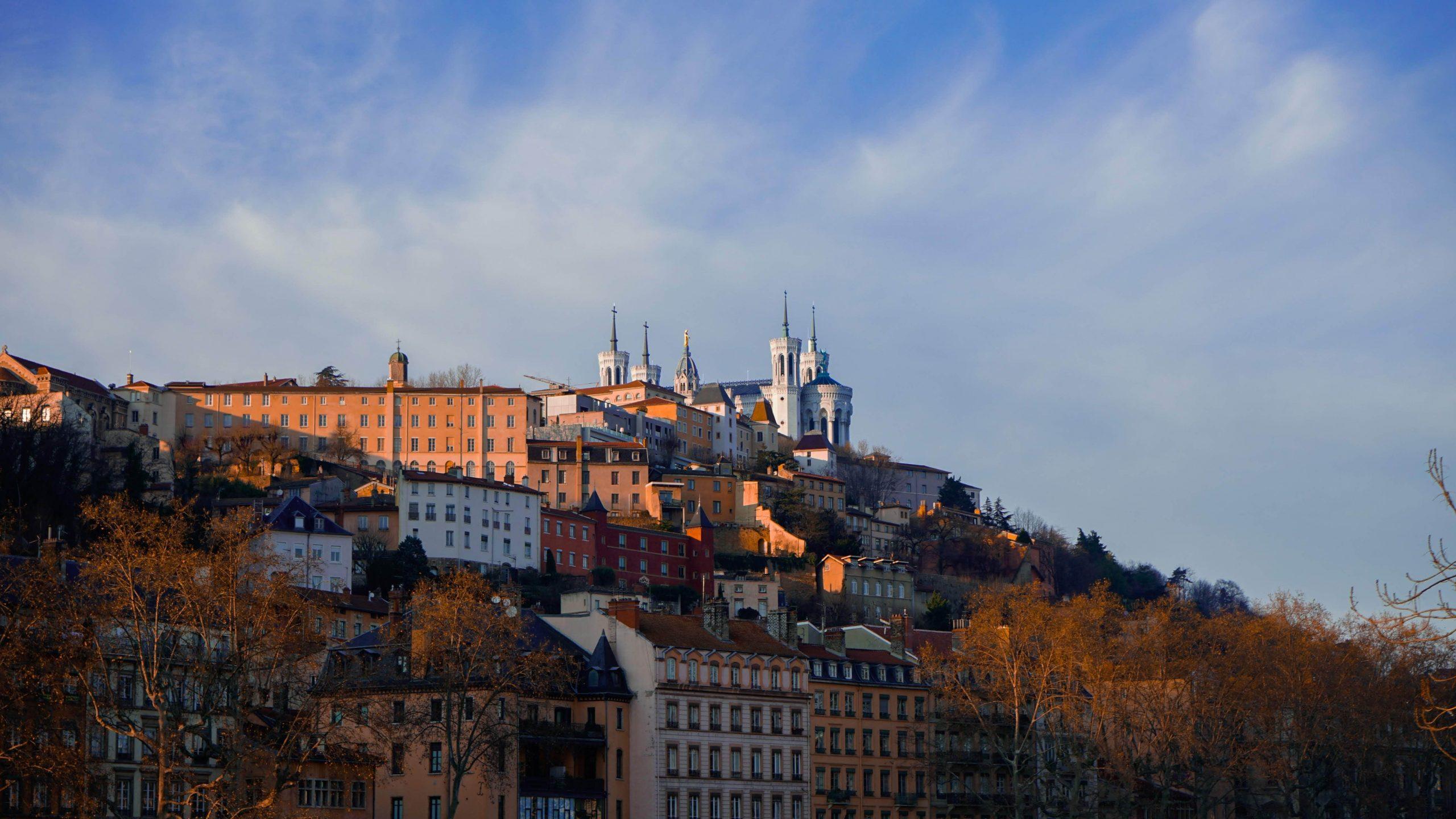 Investir à Lyon en 2021 - fourvière