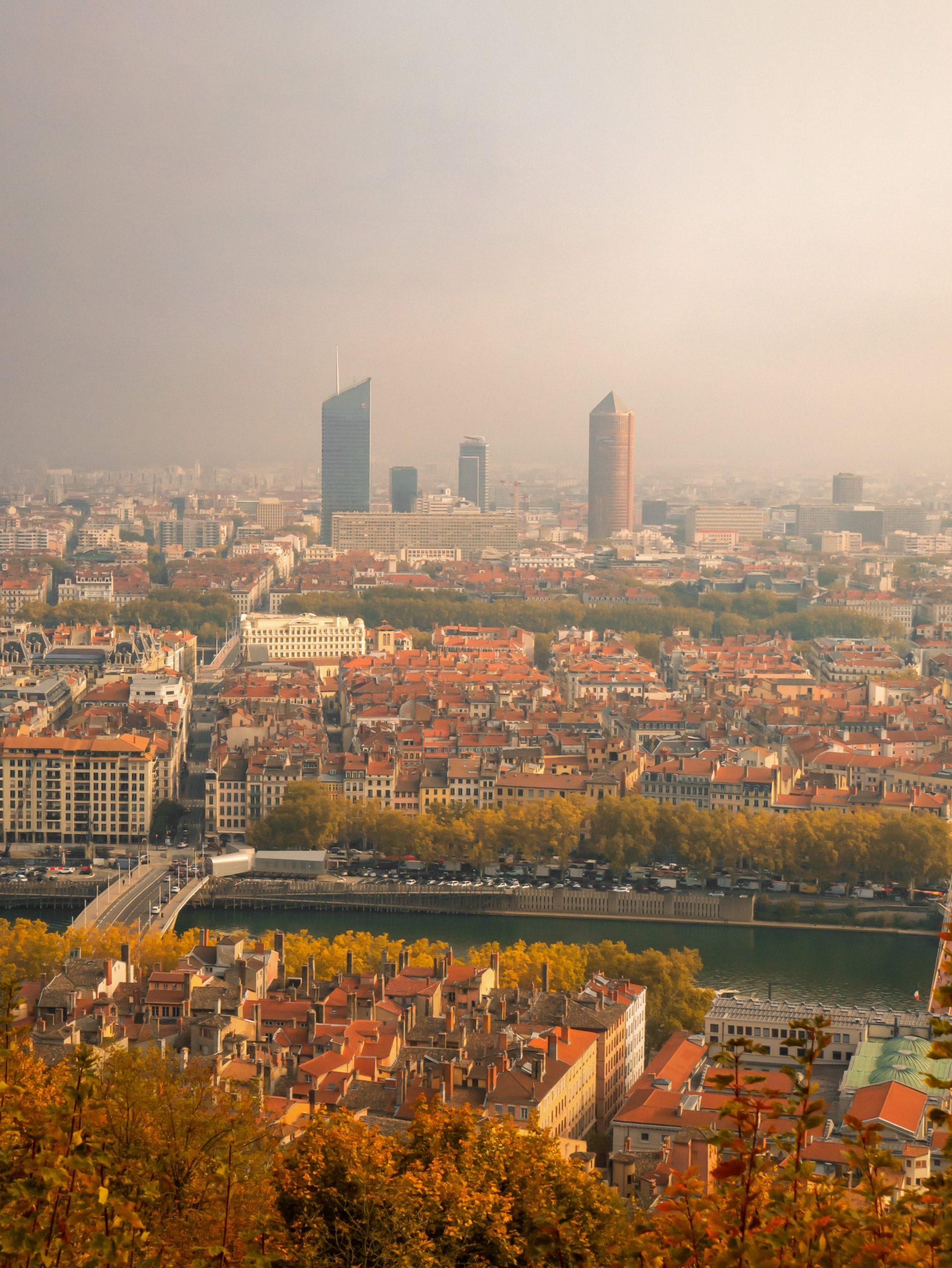 Investir à Lyon en 2021 -partdieu