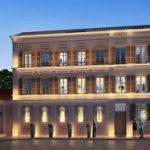 deficit foncier location meublé-résidence neuve éclairée vue de nuit