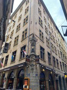 LMNP ancien-façade immeuble ancien