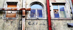 projet immobilier Lyon façade d'un vieil immeuble